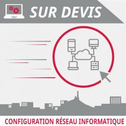 Configuration Réseau Informatique