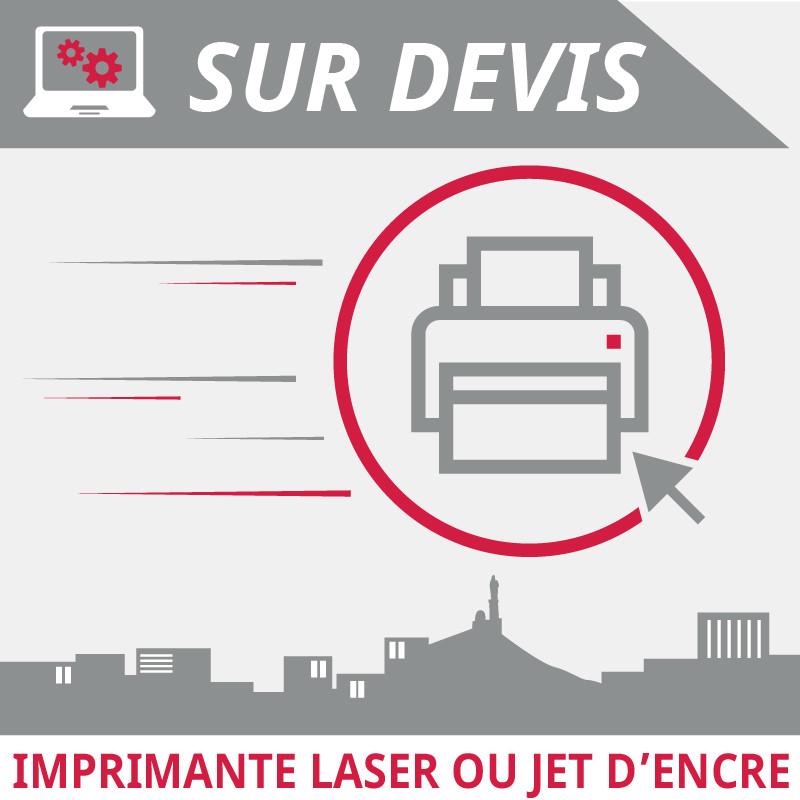 Imprimante laser ou jet d'encre