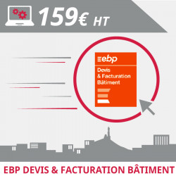 EBP Pack Eco Artisans du Bâtiment 2016