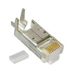 Connecteur Mâle sans outils RJ45 CAT5 à CAT7A